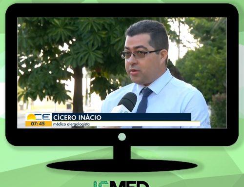 Entrevista Dr. Cícero Inácio para o Bom dia ceará