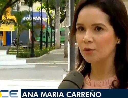 Dra Ana Carreño concede entrevista para o Bom dia Ceará